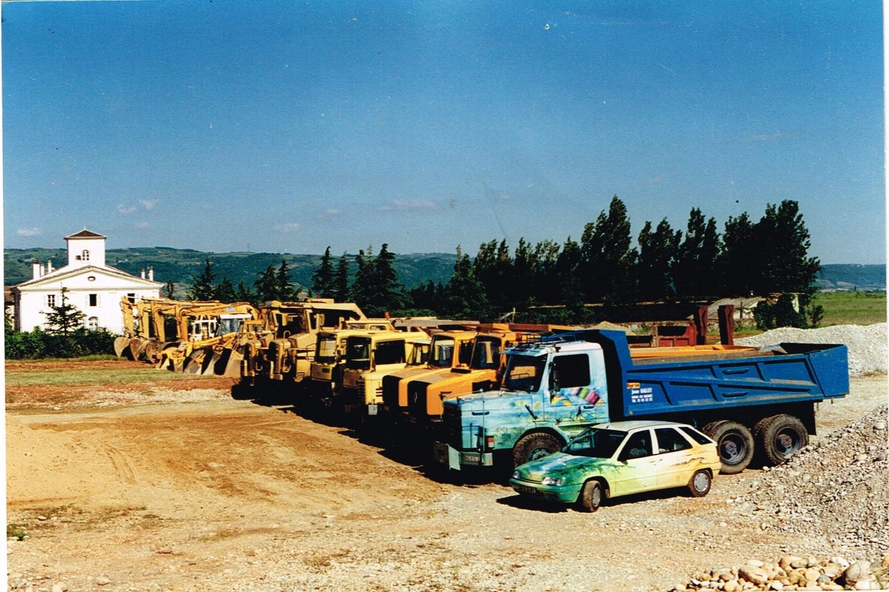 Parc de Jeannot en 1994